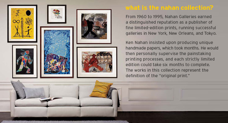 what is the nahan collection?