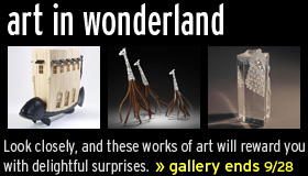 flash gallery: art in wonderland