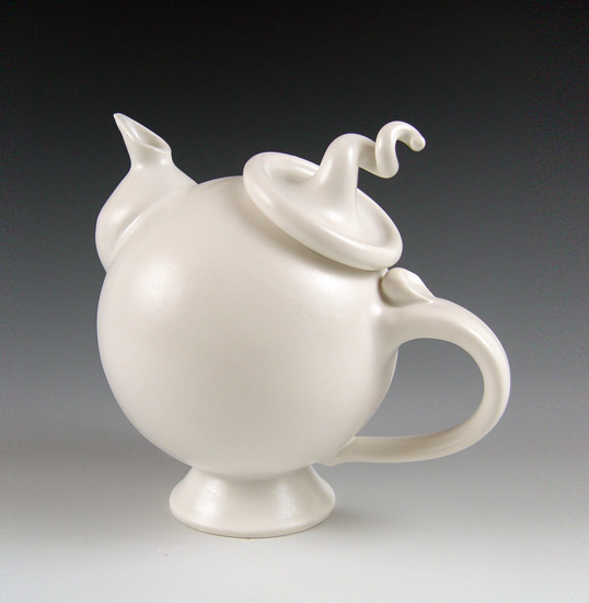Signature Teapot By Lilach Lotan Ceramic Teapot Artful