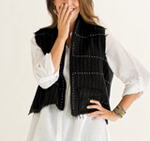 Wool Vest by Ariel Bloom