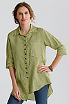Linen Shirt by Cynthia Ashby