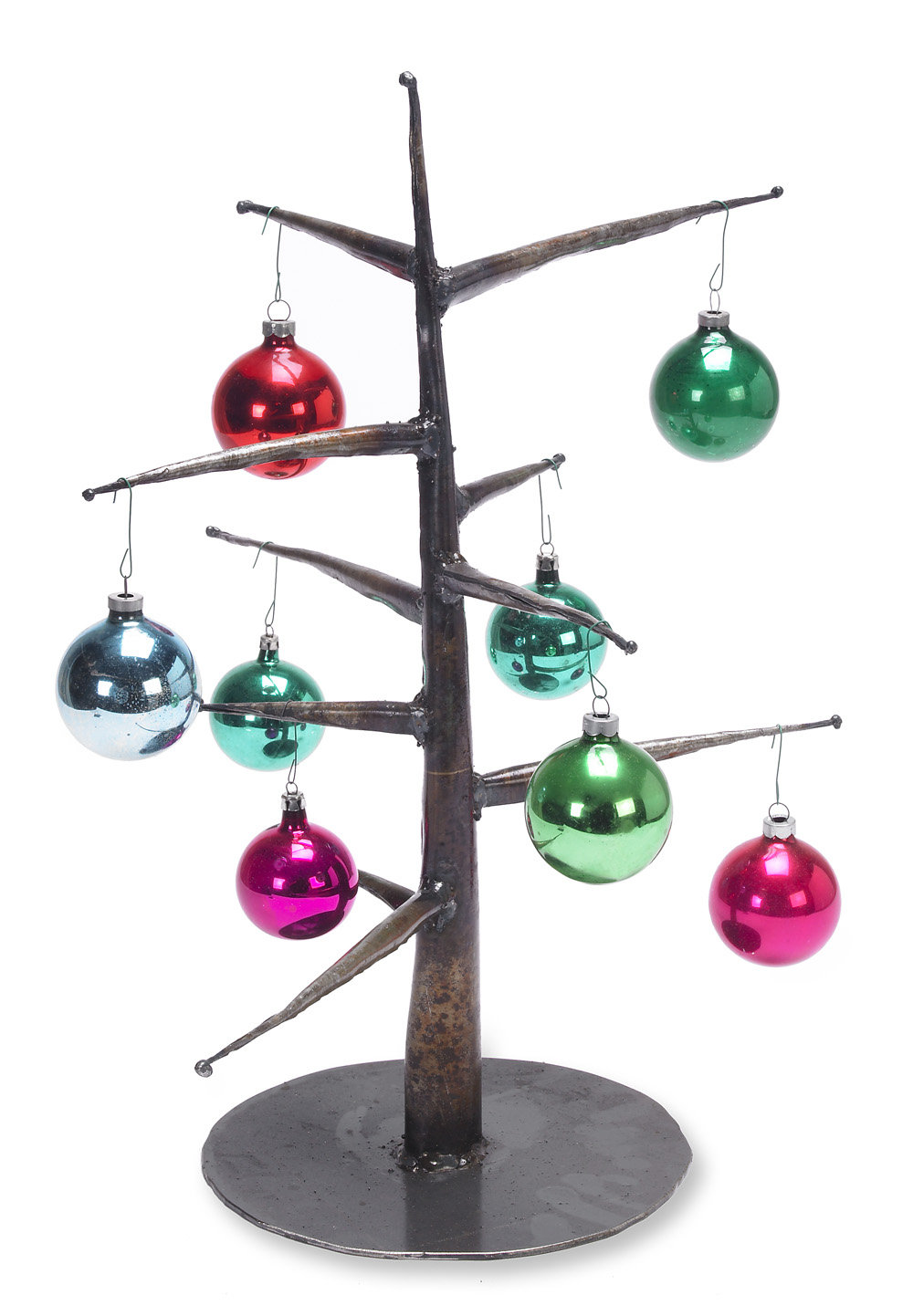 Ornament tree by ben gatski and kate metal