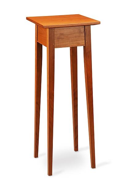 Tall Splay by Tom Dumke (Wood Pedestal Table)  Artful Home