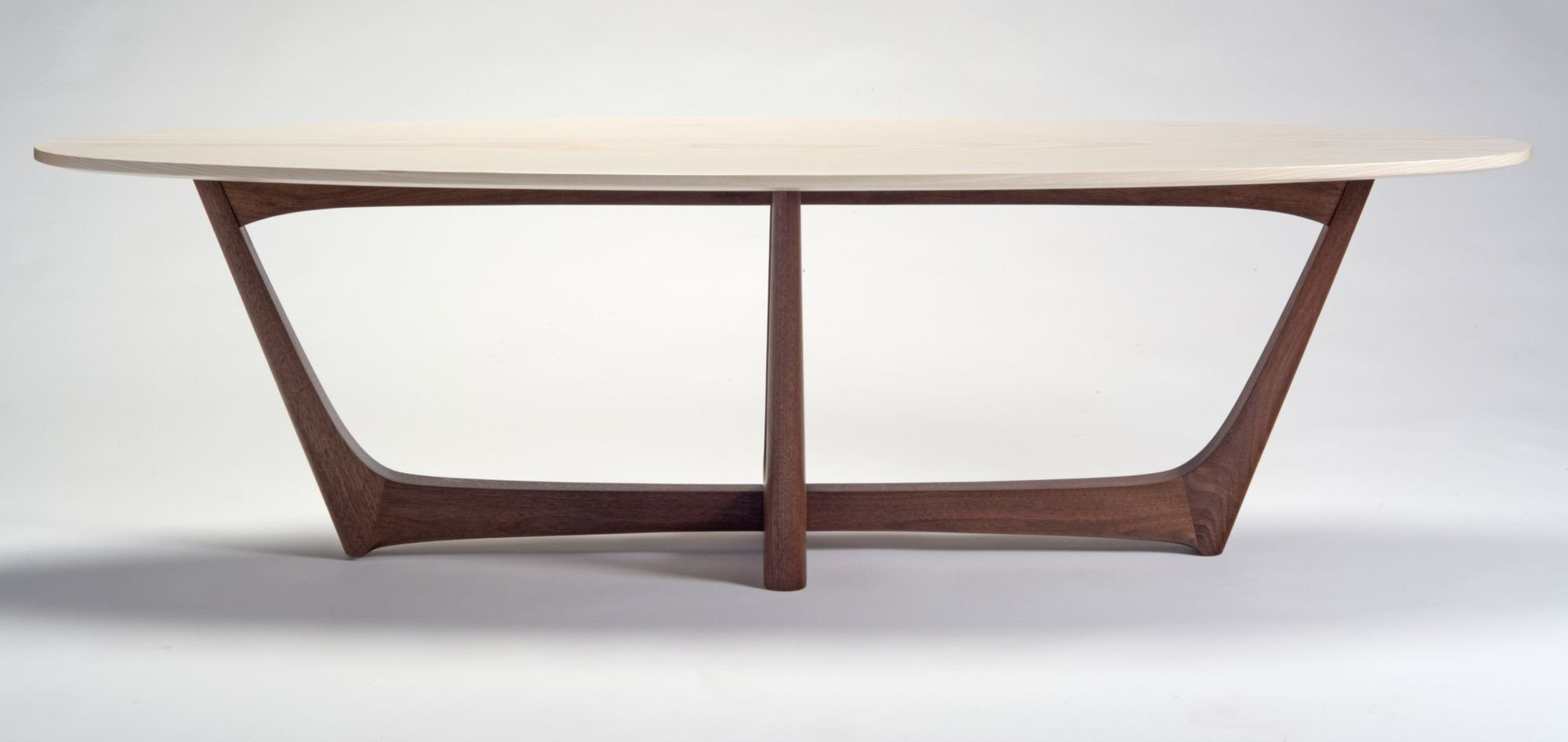 Townsend Wood By Eben Blaney Wood Coffee Table Artful Home