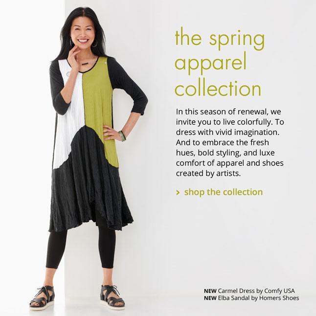 82608deb9523f2 Designer Women s Apparel. Made in USA.