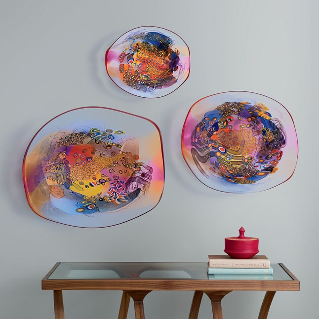 Superbe From Prints, Paintings, And Photography To Wall Sculpture And Mirrors, Here  You Will Find A Breadth Of Contemporary Artwork To Turn Your Home Into An  Artful ...