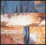 Drizzle, #2 by Karen McCarthy (Fiber Wall Hanging)