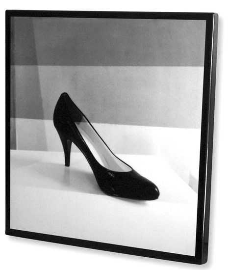 High Heel Wall Panel