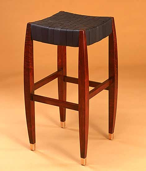 Gramercy Stool Without Back