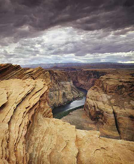 Colorado River at Horseshoe Bend