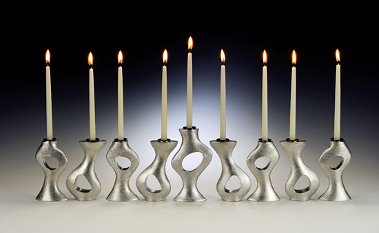 A Piece of Me Menorah