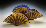 Primitive Shell by Danielle Blade and Stephen Gartner (Art Glass Vessel)