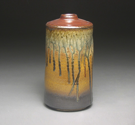Narrow Tapered Vase