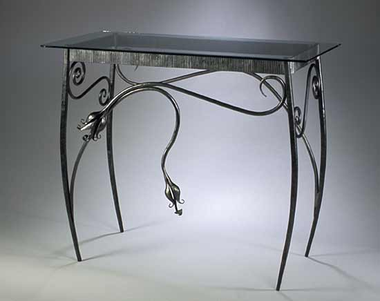 Spring Console Table