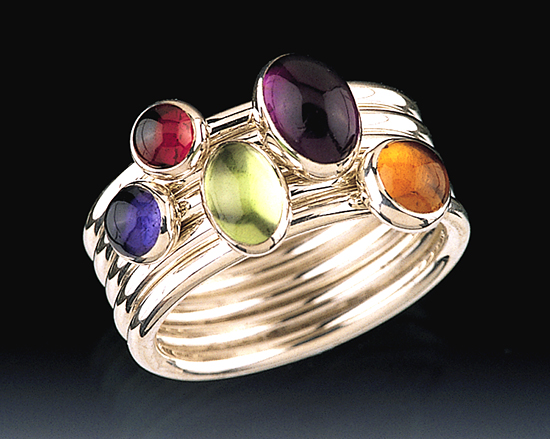 Spectrum Ring Set
