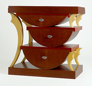 Searching for Balance Table: Wood Side Table - Artful Home :  james newcomb furniture table wood