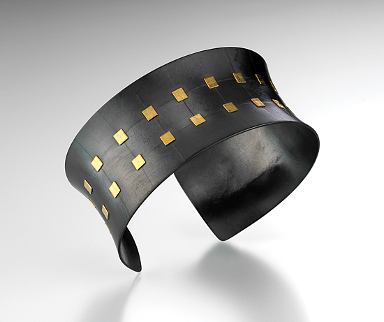 Quilted Cuff Bracelet