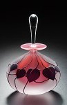 Ivy by Mary Angus (Art Glass Perfume Bottle)