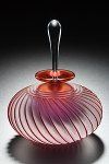 Twist by Mary Angus (Art Glass Perfume Bottle)