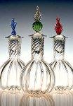 Wine Decanter by Robert Dane (Art Glass Decanter)