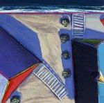 Coastal Shadows 4 by Doug Morris (Giclée Print)