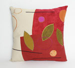 Falling Red by Susan Hill (Pillow)