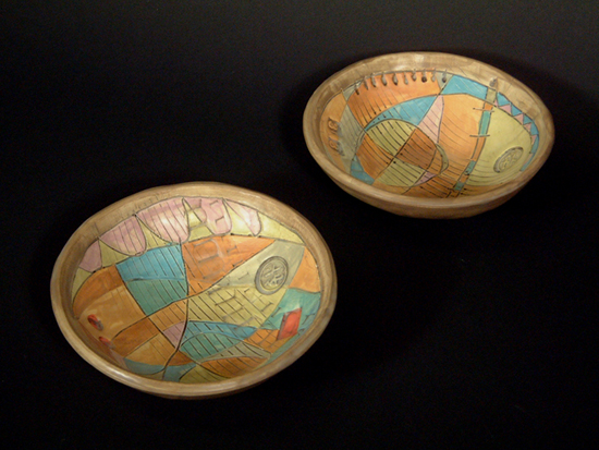 Time & Space Rice Bowls