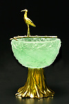 Nest Bowl by Georgia Pozycinski and Joseph Pozycinski (Art Glass & Bronze Sculpture)