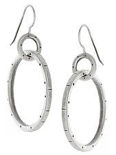 Betsy Earrings by Jodi Brownstein (Silver Earrings)