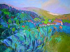 Fertile Dream II by Dorothy Fagan (Mixed-Media Painting)