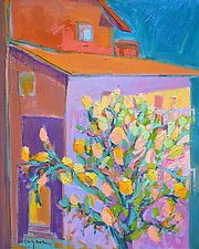 Limoncello by Dorothy Fagan (Oil Painting)