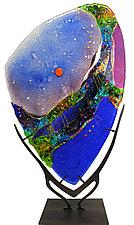 Star Portal by Karen Ehart (Art Glass Sculpture)