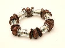 I Have Money Bracelet by Nancy Worden (Copper Bracelet)