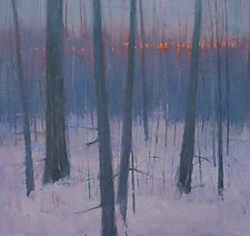 Prelude by Mary Jo Van Dell (Oil Painting)
