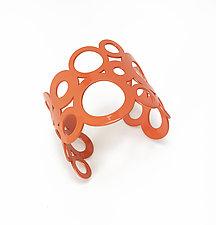 Circles Cuff by Melissa Stiles (Steel Bracelet)