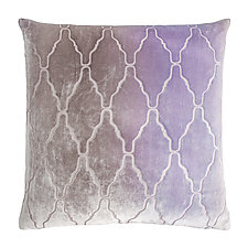 Arches Velvet Pillow by Kevin O'Brien (Silk Velvet Pillow)