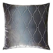 Arches Velvet Pillow by Kevin O'Brien (Silk Velvet Pillow)