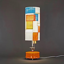 Baby Lemonade II by Mark  Taylor and James Aarons (Mixed-Media Table Lamp)