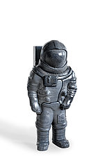 Astronaut by Locknesters (Polymer Sculpture)