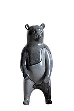 Bear by Locknesters (Polymer Sculpture)