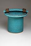 Storage Jar by Jan Schachter (Ceramic Jar)
