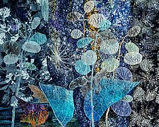 Lunaria by Olena Nebuchadnezzar (Fiber Wall Hanging)