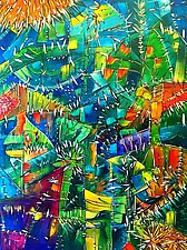 The Jungle by Miguel Fonseca (Acrylic Painting)