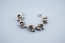 Nebula Bracelet II by Elizabeth Earle (Gold & Silver Bracelet)