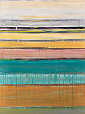 Beach Drive #6 by Gary Anderson (Paintings & Drawings Acrylic Paintings)