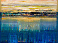 Looking West by Gary Anderson (Acrylic Painting)