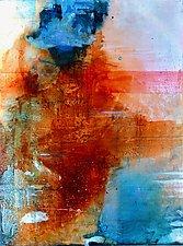 Long Pond 2 by Virginia Bradley (Oil Painting)