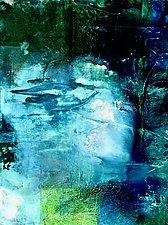 Long Pond 3 by Virginia Bradley (Oil Painting)