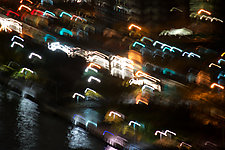 Cars by Sebastiano Tecchio (Color Photograph)