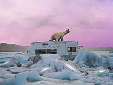 Breaking the Ice by Jason Brueck (Giclee Print)